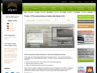 alpari uk reviews, ratings - Forex Brokers Portal