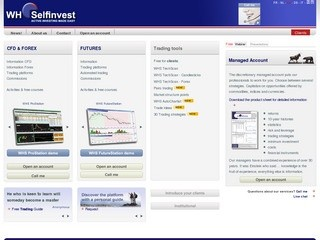 Forex wh selfinvest