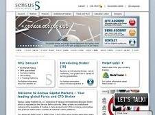 Sensus Capital Markets